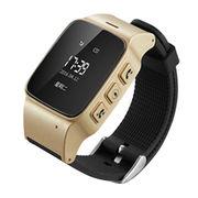 Smart Tracking Locator Elderly GPS Tracker Watch