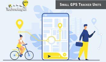 Small GPS trackers