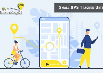 Small GPS trackers