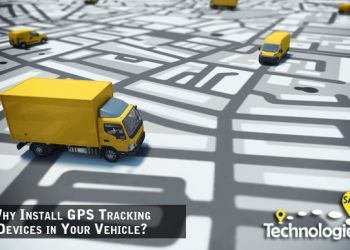 Install GPS Devices