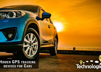Hidden GPS tracking devices for Cars