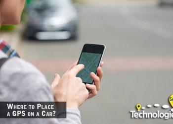 Place a GPS on a Car